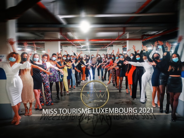 FINALE MISS TOURISME LUXEMBOURG 2021